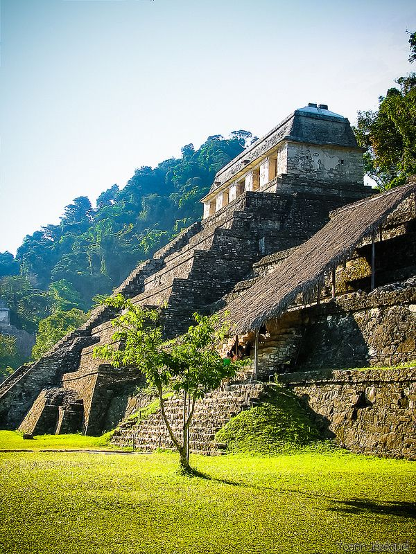 Palenque, Maya city in Mexico | Palenque architecture site i… | Flickr - Photo Sharing!