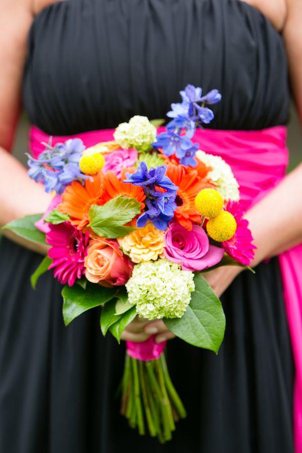 Best 20 bright wedding flowers ideas on pinterest for Bright wedding bouquet