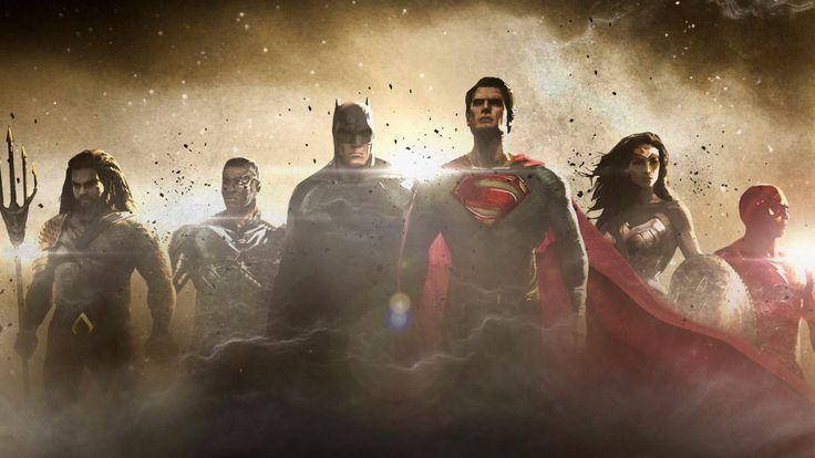 Justice League wallpaper 3840x2160 wallpaper