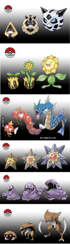 What If Pokemon Didn't Evolve All At Once Part 3