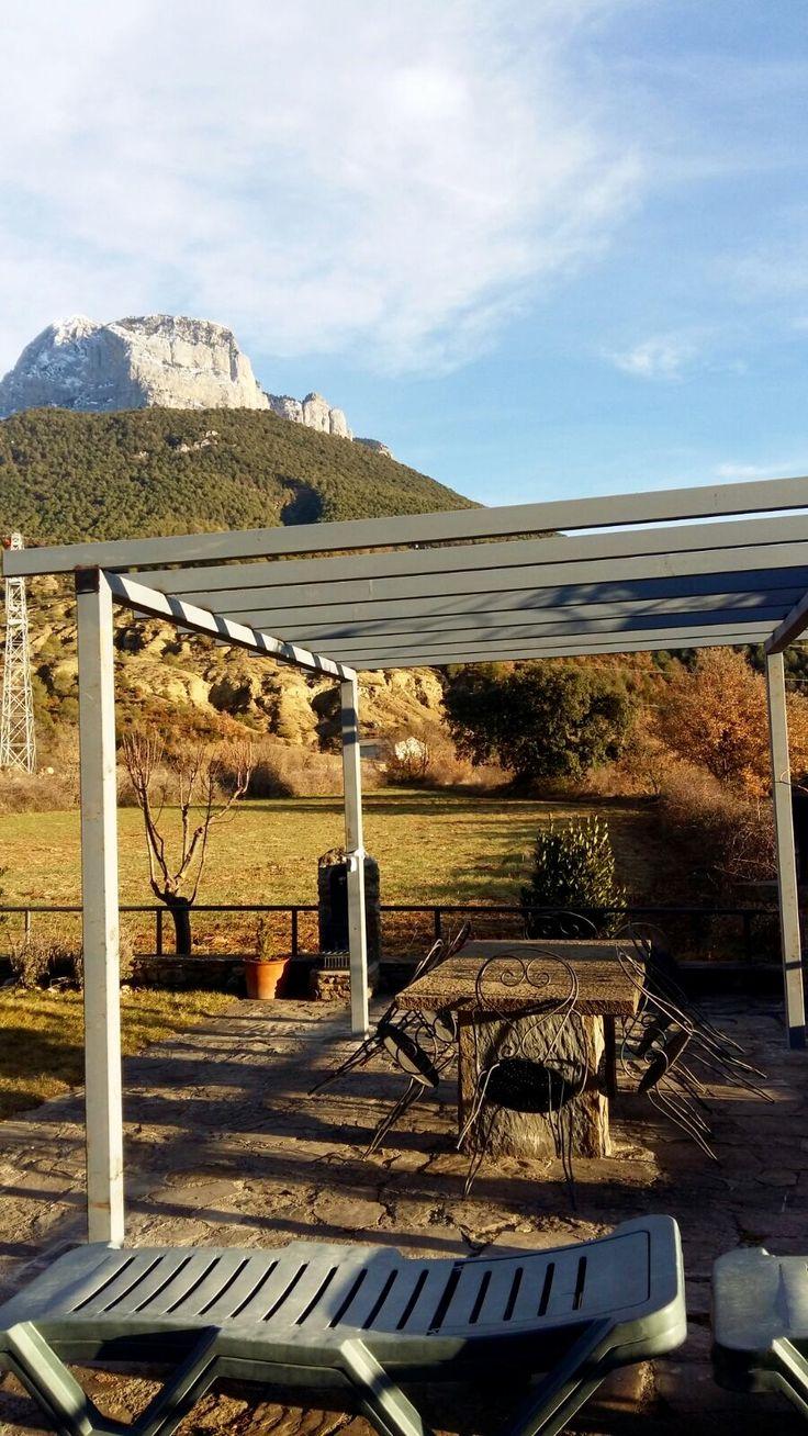 Casas Cleto #turismorural en #pirineo #laspuña #peñamontañesa