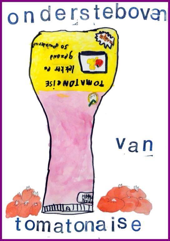 Reclame poster maken. Invloed van commercie op ons eetpatroon. http://tekenenenzo.blogspot.nl/search/label/eten