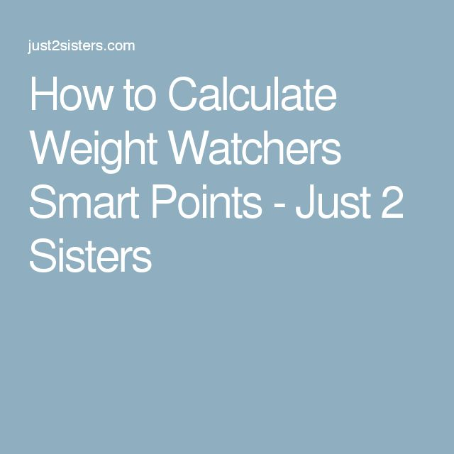 weight watchers propoints calculator instructions