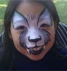 wolf face paint - Bing Images