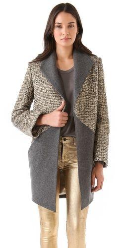 Matthew Williamson jacket.