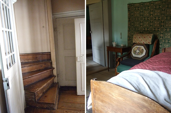 Weimar via annekata: Annekata, Stairs, Inhabit, Weimar
