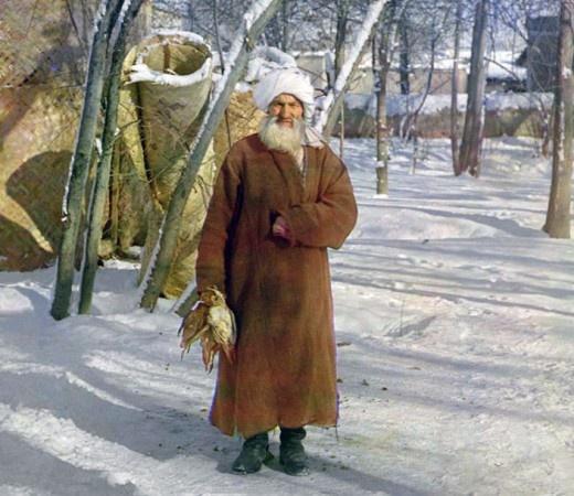 A Sart Old Man, 1911