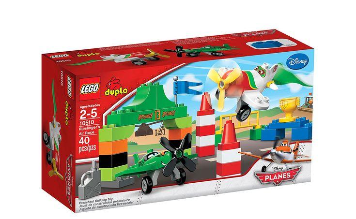 лего Воздушная гонка Рипслингера 10510