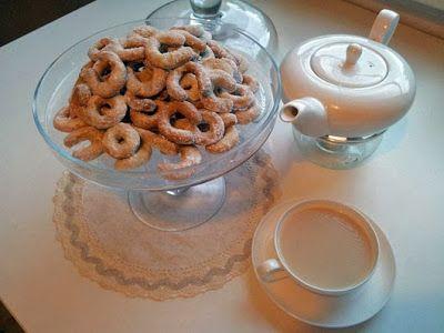 kudy-kam: Vanilkové rohlíčky