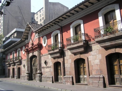 Museo Casa Colorada - Chile