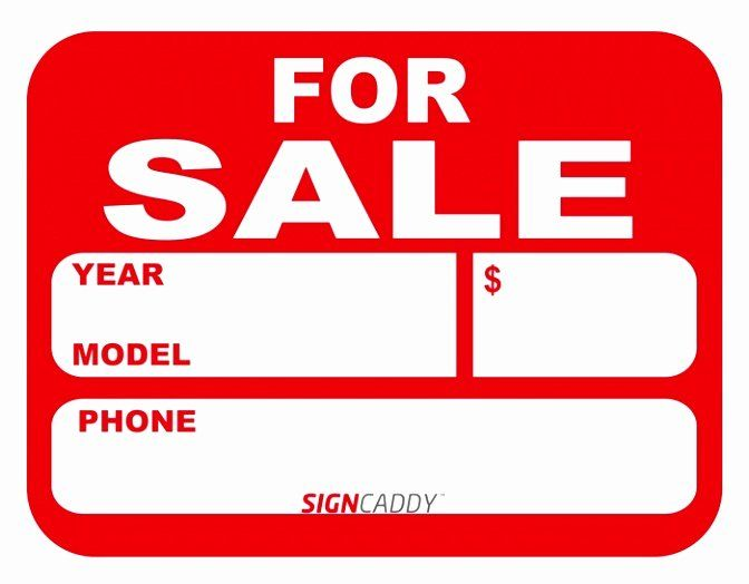 Car For Sale Template Free Unique 9 Printable Car For Sale Sign Template Aytey For Sale Sign Sign Templates Cars For Sale
