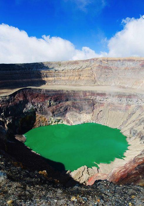 Santa Ana Volcano, Cerro Verde National Park, El Salvador