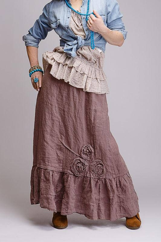 Like skirt cut, would prefer without the flowers (or if they were embroidery or stitch work rather than sticking out like that)