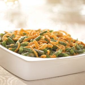 FRENCH'S® GREEN BEAN CASSEROLE. Just one of those classic recipes for whatever holiday! Gio