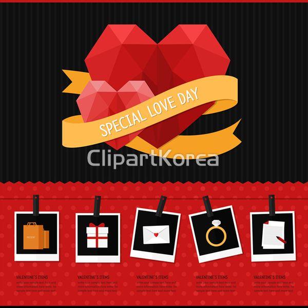 For special person in special day:)  #레드 #리본 #반지 #백그라운드 #밸런타인데이 #사랑 #사진 #선물 #쇼핑백 #이벤트 #일러스트  #편지 #폴리건 #하트  #Red #ribbon #Valentine's Day #background #Ring #Love #Photo #Gift #bags #event #illustration #letter #polygons #Heart   CLIPARTKOREA 클립아트코리아 :: 통로이미지(주) www2.clipartkorea.co.kr
