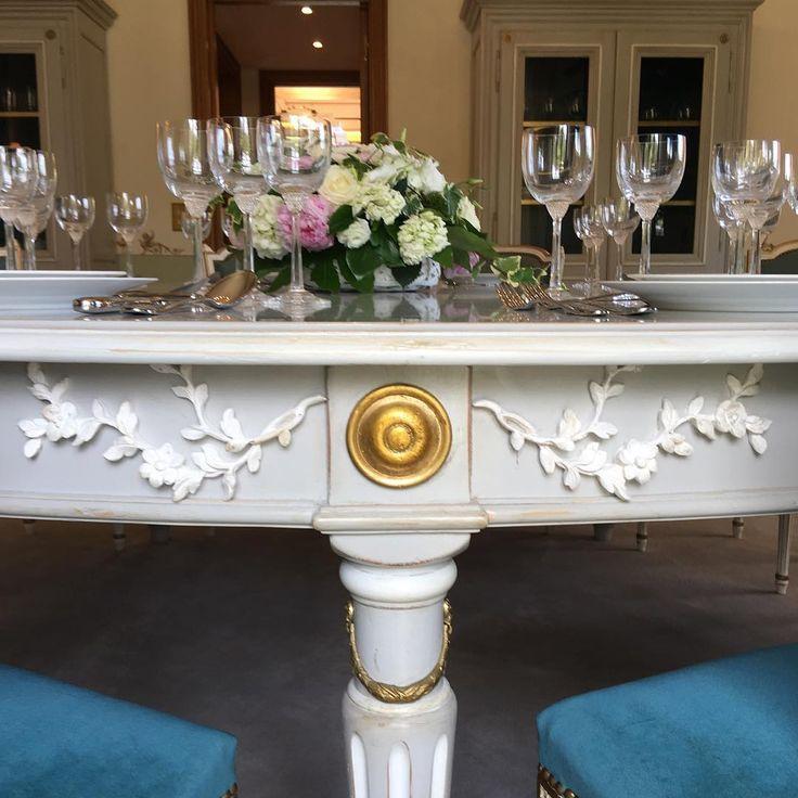 Moissonnier Dining Table With Beautiful Details · Classic FurniturePaint FurnitureOutdoor  FurnitureDining ...