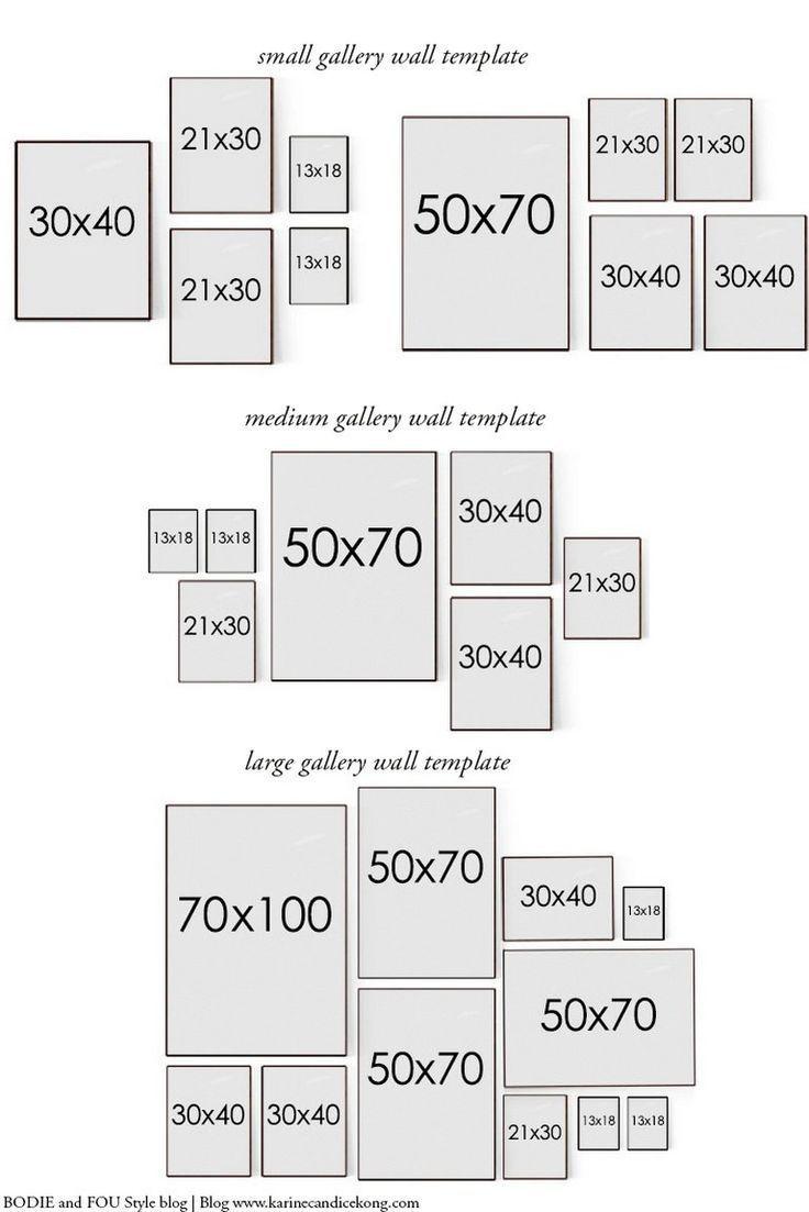 Legende 40+ Fantastische Ideen für die Erstellung von Gallery Wall Home Decor #awesome #creat … #WoodWorking