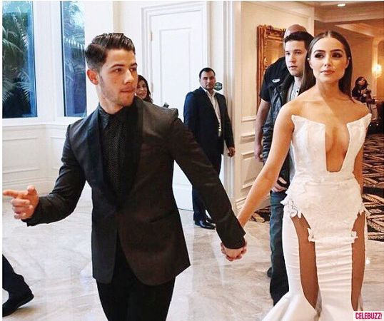 Nick Jonas' Girlfriend Olivia Culpo Thought he was Going to Propose to her at the Miss Universe Pageant