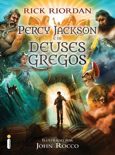 Para todos que acompanharam o adolescente Percy Jackson enquanto ele se descobria um semideus, enfrentava monstros e entrava em contato com todo tipo de divindades e seres mitológicos, chegou a hora de conhecer com detalhes as histórias dos doze principais deuses gregos, contadas por ninguém menos que o próprio Percy.