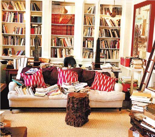 Writers' rooms: John Richardson