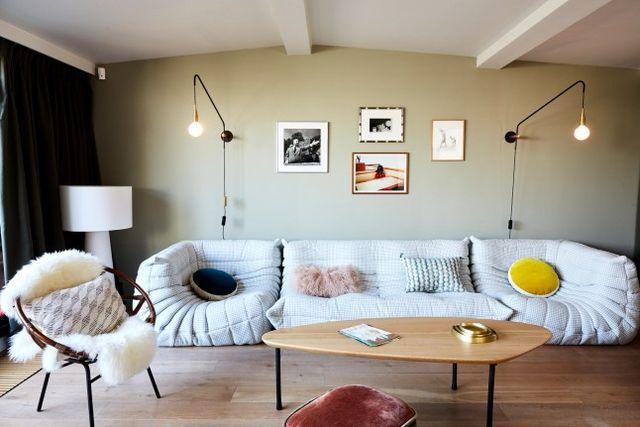 Une maison parisienne inspirée par les années 30