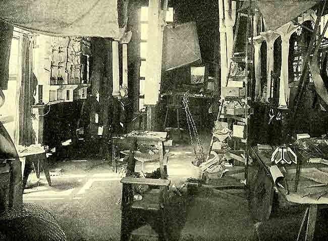 30 Best Furniture Antoni Gaudi Images On Pinterest