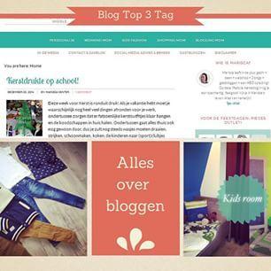 Alles willen over bloggen? Of wil je weten welke tips ik heb? Je leest ze in de Blog top 3 tag! Link in bio  http://mariscakenter.nl/