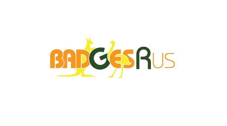 Badges R usLogo / Brand Design