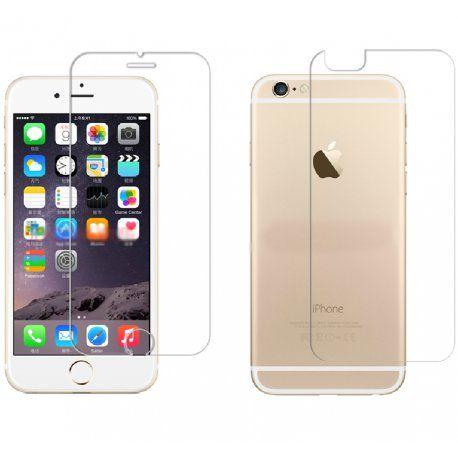 De ce sa nu comanzi Folie sticla fata spate Apple iPhone 6 6S Plus cand l-ai gasit pe iNowGSM.ro la un pret bun?