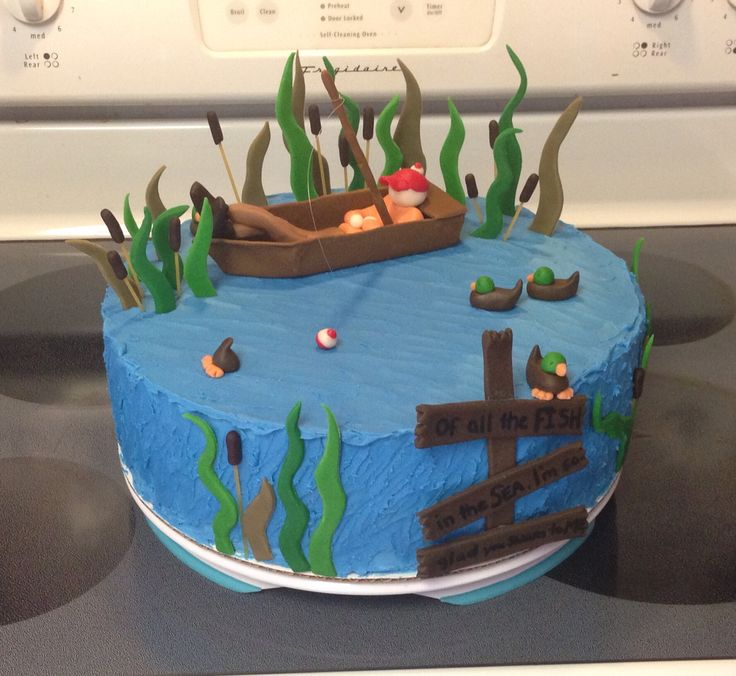 fishing cake ideas 17 best ideas about fishing grooms cake on 4083