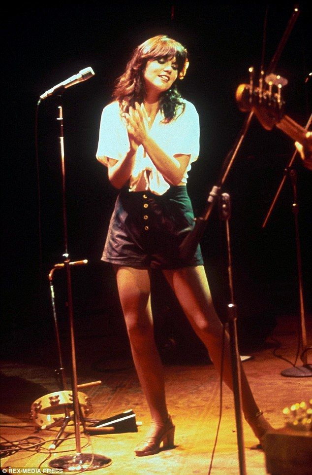 My Parkinson's battle: Eleven-time Grammy-winner Linda Ronstadt reveals her…