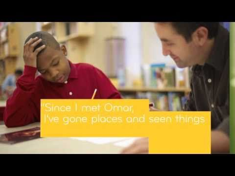 Must see video! I love the graphics- very inspirational! Big Brothers Big Sisters - Start Something