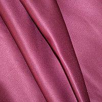 Ткань для штор атлас фиолетовый