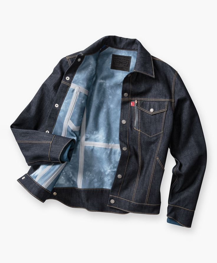 Rad, pricy climate control Levis Commuter Jacket.