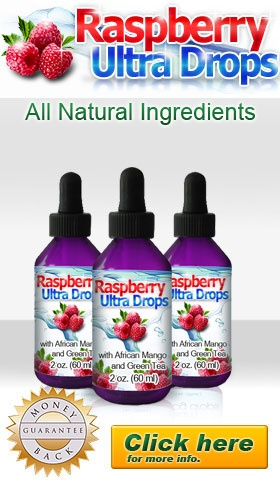 Raspberry Ultra Drops to Help Your Weight Drop | Fox News...wonder if this works