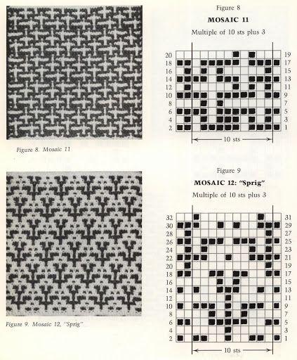 Mozaichnye uzory Stich - Irena S - Picasa Web Albums