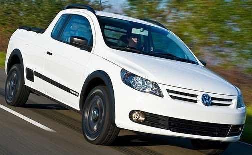 Volkswagen Saveiro: New Compact Pickup Truck for South America - Carscoops