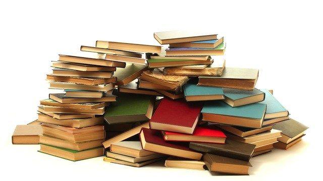 Tri des livres, CDs, DVDs