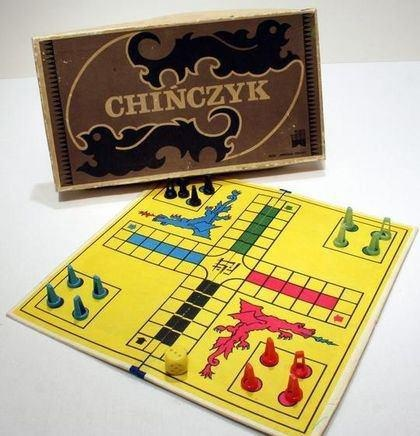 "Game board ""Chińczyk"""