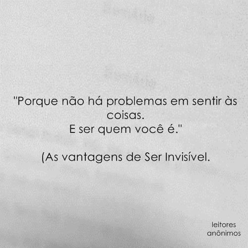 As Vantagens de Ser Invisivel (The Perks of Being a Wallflower)