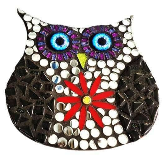 Check out this item in my Etsy shop https://www.etsy.com/au/listing/521022565/mosaic-fifi-owl-kitset-small