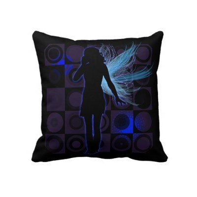 This is one of the many products our La Petite Bohémienne Zazzle shop is offering now. I love the Blue Winged Fairy best but if you don't like blue, we have beautiful Green Winged Fairy and Red Winged Fairy available on all the products as well. I'm so very proud of these designs. :-) | $77.10