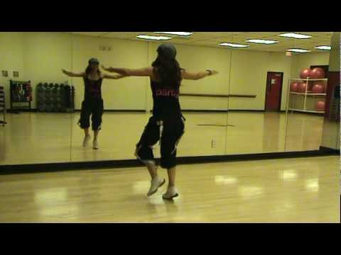 """""""La Duena del Swing"""" - Merengue - Fitness Dance with Patricia - YouTube"""