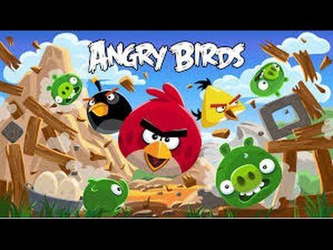 Angry Birds Toons Full 2015 - English Cartoon Movie Animated - Disney Ki...