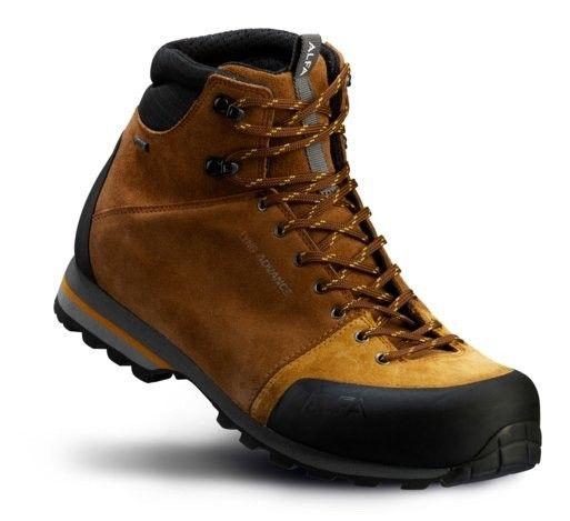 Lyng Advance fra Alfa er en stabil og robust lærsko for lettere fjellturer  og friluftsliv i