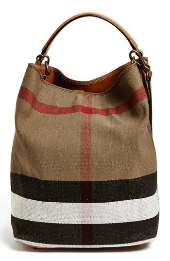 ...Burberry 'Tottenham - Medium' Tote