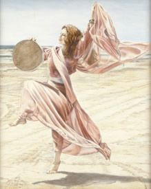 Psalm 149:3 Let them praise his name in the dance: let them sing praises unto him with the timbrel and harp.