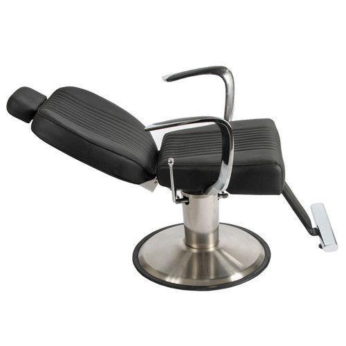 "Xander Reclining All-Purpose Salon Chair sale by Keller International. Slim profile, 60° recline & 23"" G2 base pump. Shop versatile beauty equipment now!"