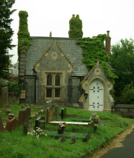 Who wouldn't want to live in an old rectory in the English countryside? This old groundkeeper's cottage is now a private home, still adjacent to the old cemetery with which it was once associated.  http://webecoist.momtastic.com/2011/12/09/fairytale-abodes-15-tiny-storybook-cottages/
