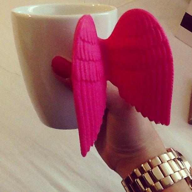 pink wings ♥